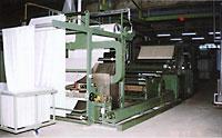 コンプレッシブシュリンキングマシン(収縮仕上加工機)